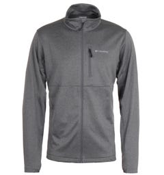 Columbia Outdoor Elements Zip-Through Sweatshirt - Grey