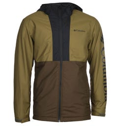 Columbia Timberturner Green Jacket