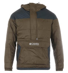 Columbia Lodge Pullover Jacket - Green