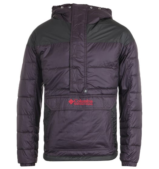 Columbia Lodge Pullover Jacket - Purple