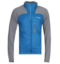 Columbia Blue Caldorado Insulated Jacket