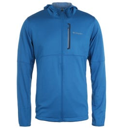 Columbia Tech Trail Hooded Sweatshirt - Blue