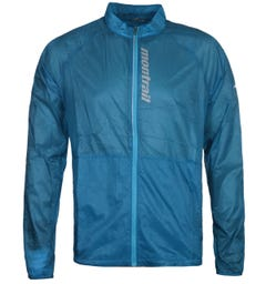 Columbia Sky Blue FKT Windbreaker Jacket