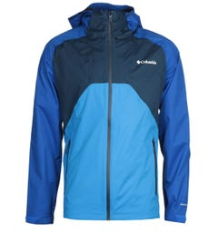 Columbia Rain Scape Jacket - Blue