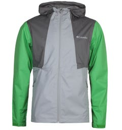 Columbia Grey & Green Inner Limits II Jacket