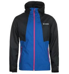Columbia Blue & Black Inner Limits II Jacket