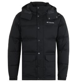 Columbia Rockfall Black Down Jacket