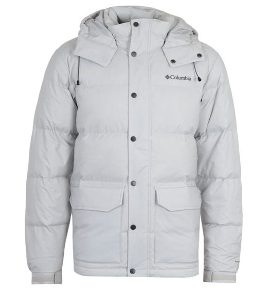 Columbia Rockfall Nimbus Grey Down Jacket