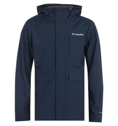 Columbia Firwood Navy Waterproof Jacket