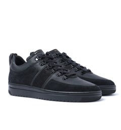 Nubikk Yeye Maze Black Panel Trainers