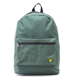 Lyle & Scott Jade Green Backpack