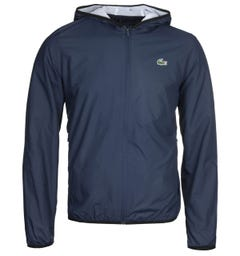 Lacoste Navy Block Jacket