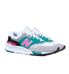 New Balance 997H Nimbus Cloud with Verdite Suede Trainers