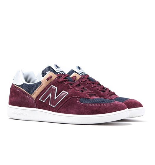 New Balance CT576 Port Royale with Outerspace Suede Trainers