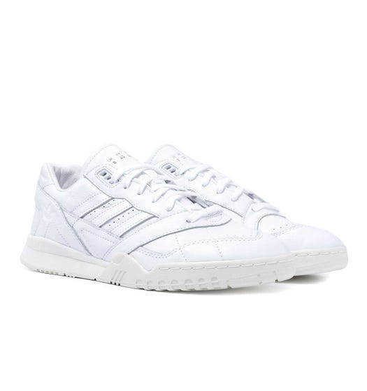 Adidas Originals A.R. Triple Cloud White Leather Trainers