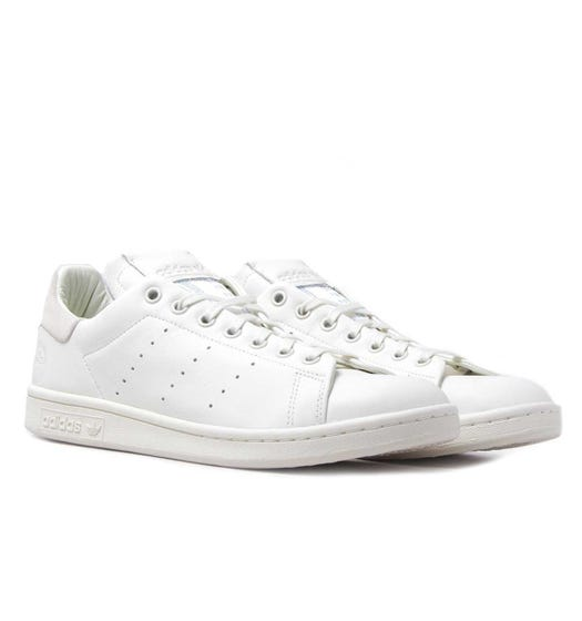 Adidas Originals Stan Smith Recon Raw White Leather Trainers
