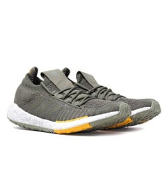Adidas Originals X Monocle Boost HD Olive Green Trainers