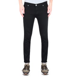 Farah Howells Super Slim Fit Led Black Denim Jeans