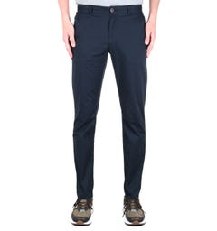Farah Oak Slim Fit Stretch Twill True Navy Chinos