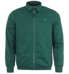 Farah Bloomsbury Harrington Jacket - Getty Green