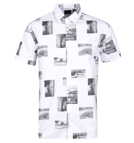 Edwin White The Archive Short Sleeve Shirt