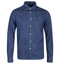 Edwin Navy Blue Better Shirt