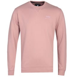 Edwin Base True Woodrose Crew Neck Sweatshirt