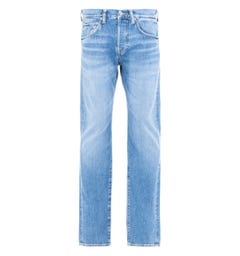 Edwin ED-55 Tapered 12.6 Oz Arisu Wash Yoshiko Left Hand Denim Jeans