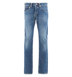 Edwin ED-55 Tapered 12.6 Oz Nyoko Wash Yoshiko Left Hand Denim Jeans