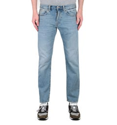 Edwin ED-55 Yoshiko Left Hand Regular Tapered Yumiko Wash Denim Jeans