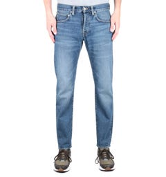 Edwin ED-55 Yoshiko Left Hand Denim Regular Tapered Yumiko Wash Jeans