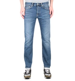 Edwin ED-80 Slim Tapered 12.6oz Yumiko Blue Wash Denim Jeans