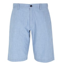 Edwin Gangis Blue Washed Shorts