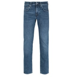 Edwin ED-55 Regular Fit Blue Tsukiya Wash Denim Jeans