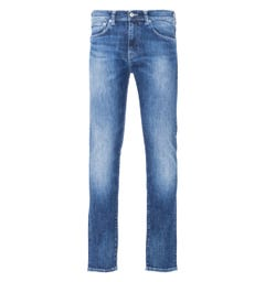 Edwin ED-80 Slim Tapered Jeans - Reoki Wash Yuuki Blue