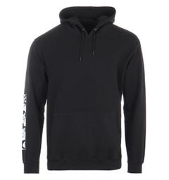 Edwin Apollo Thomas Hooded Sweatshirt - Black