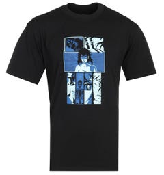 Edwin Apollo Thomas High Fantasy Black T-Shirt