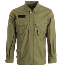 Edwin Strategy Jacket - Martini Olive