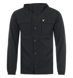 Lyle & Scott Pocket Jacket - Jet Black