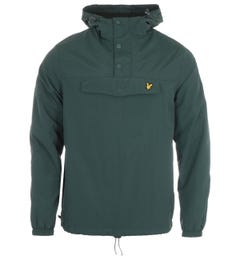 Lyle & Scott Overhead Anorak Jacket - Jade Green