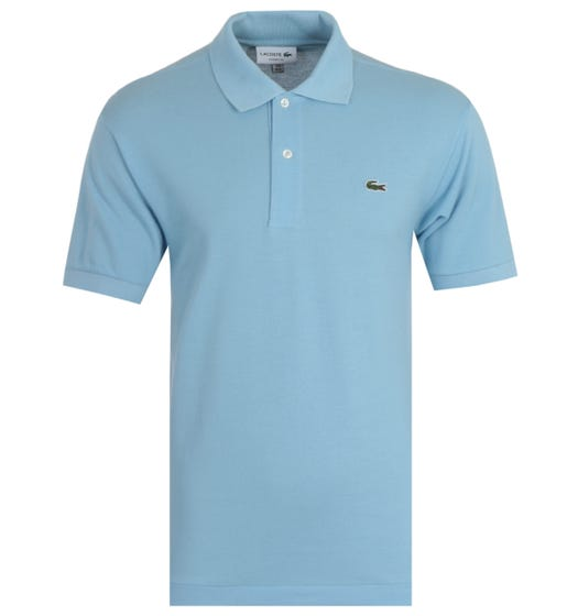 Lacoste Classic Fit Sky Blue Polo Shirt
