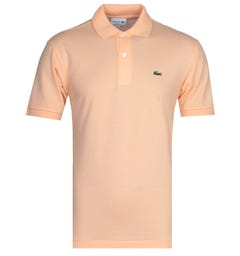 Lacoste MC Homme Polo Shirt - Coral
