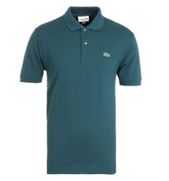 Lacoste Classic Fit Teal Polo Shirt