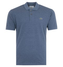 Lacoste Classic Fit Polo Shirt - Blue
