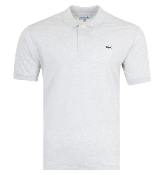Lacoste Classic Fit Polo Shirt - Light Grey