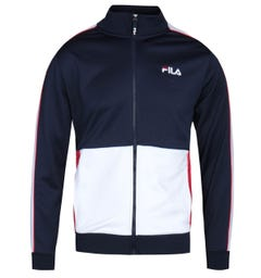 Fila Double Face Navy, Red & White Track Jacket