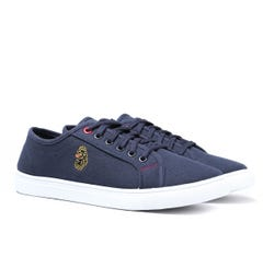 Luke 1977 Perupul Vulcanised Trainers - Navy