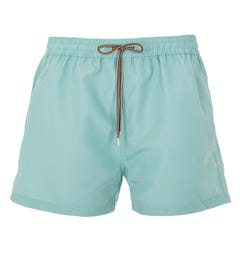 PS Paul Smith Classic Sustainable Swim Shorts - Mint Green