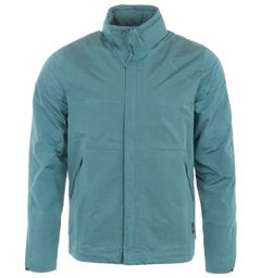 PS Paul Smith Water Repellent Hooded Jacket- Blue