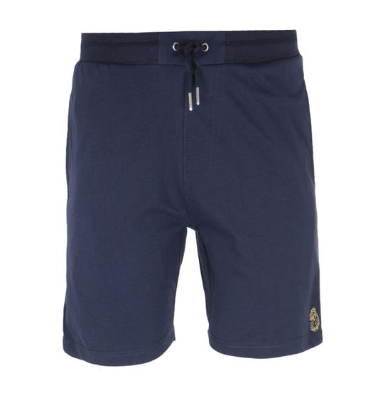 Luke 1977 Sweat Shorts - Navy